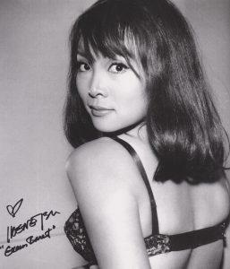 Irene Tsu Bursts onto the silver screen